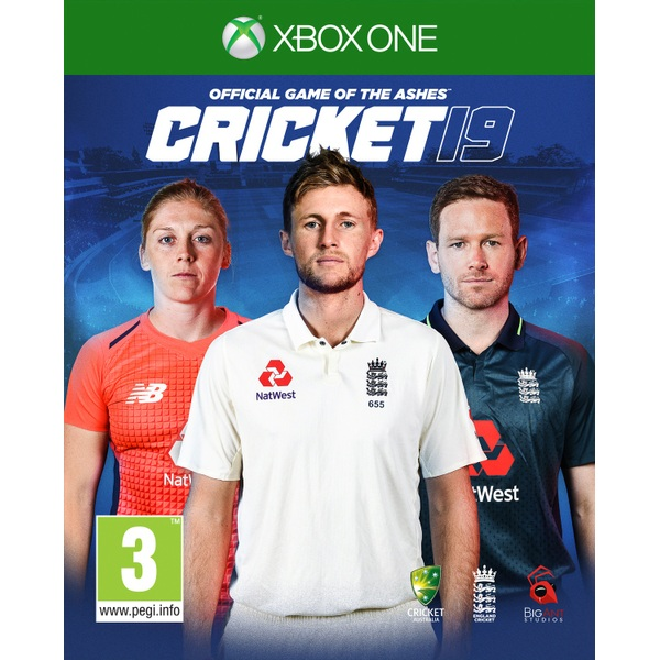 Cricket 19 - The Official Game of the Ashes Xbox One