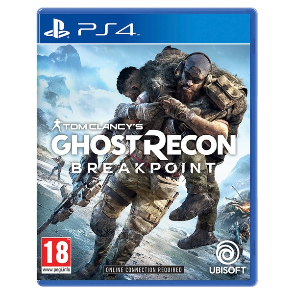 Tom Clancy`s Ghost Recon Breakpoint PS4