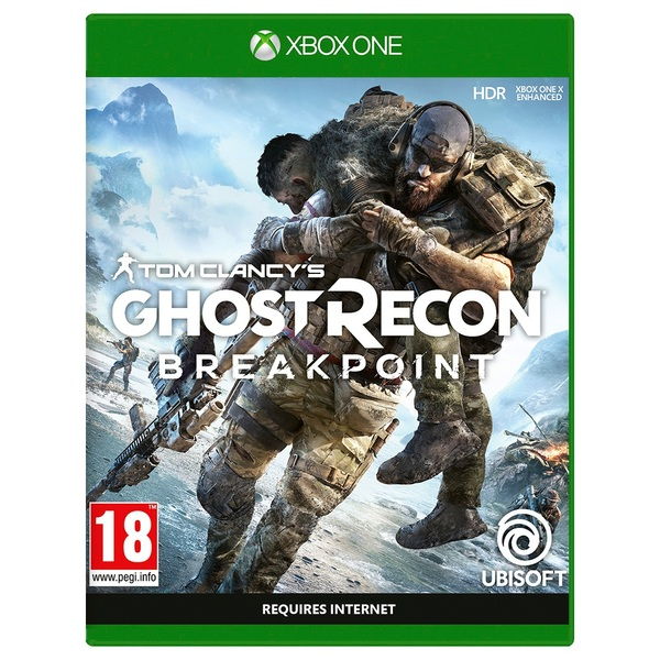 Tom Clancy`s Ghost Recon Breakpoint Xbox One