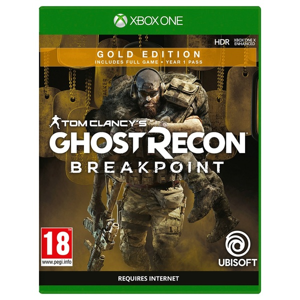 Tom Clancy`s Ghost Recon Breakpoint Gold Edition Xbox One