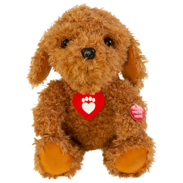 Waffle The Wonder Dog Everybody's Best Friend Waffle Soft Toy