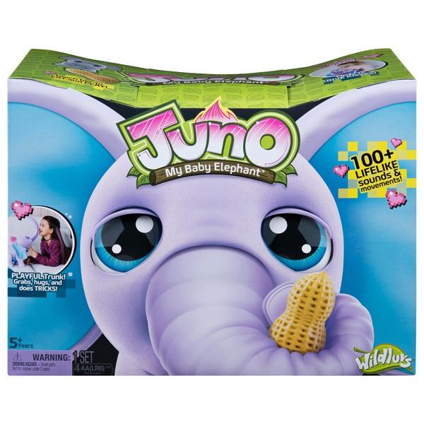 Juno The Elephant Smyths Toys Uk