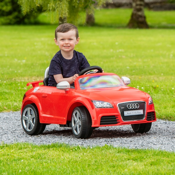 Audi TT RS Plus Electric Ride On