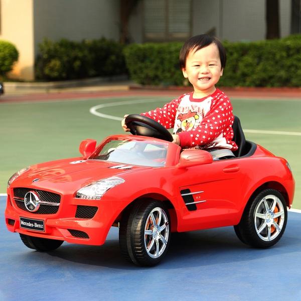 Mercedes Benz SLS AMG 6V Electric Ride On