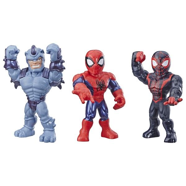 Playskool Heroes Marvel Super Hero Adventures Mega Mighties 3 Pack