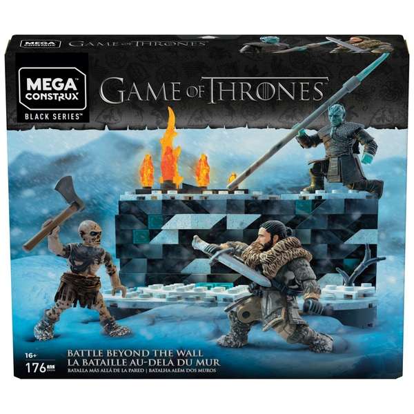 Mega Construx Game of Thrones White Walker Battle Beyond the Wall Playset