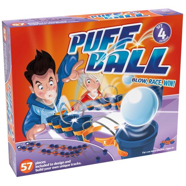 Puff Ball Level 4