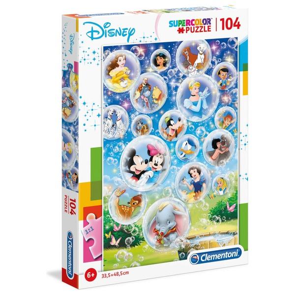 Clementoni Disney Classic 104 piece puzzle