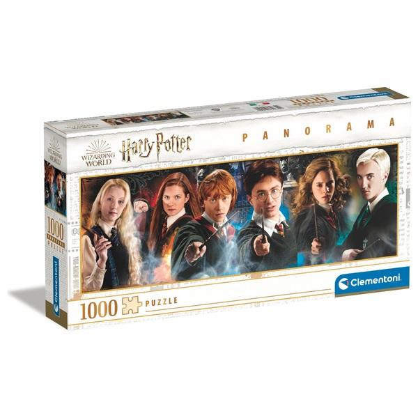 Clementoni Harry Potter Panorama 1000pc Puzzle - Jigsaws ...