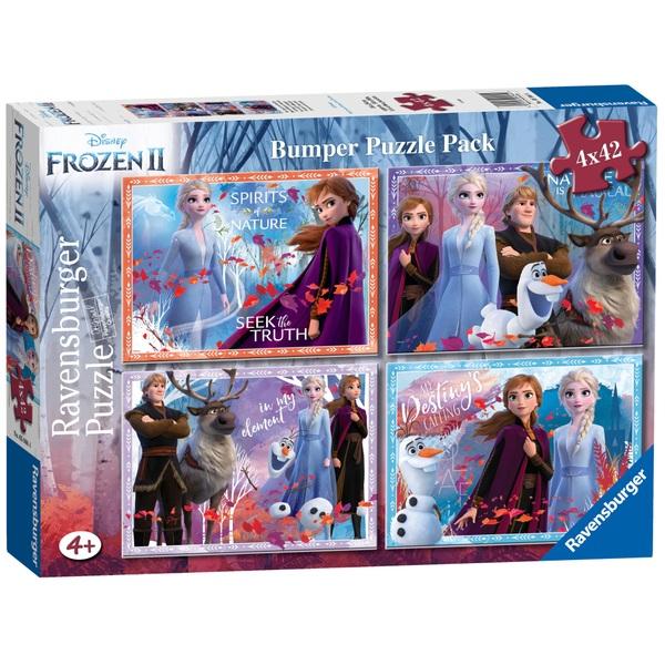 Ravensburger Disney Frozen 2 4 x 42piece Jigsaw
