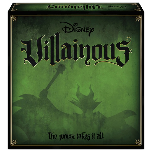 Ravensburger Disney Villainous Game