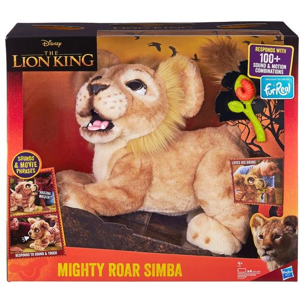 FurReal Lion King Mighty Roar Simba - Fur Real UK