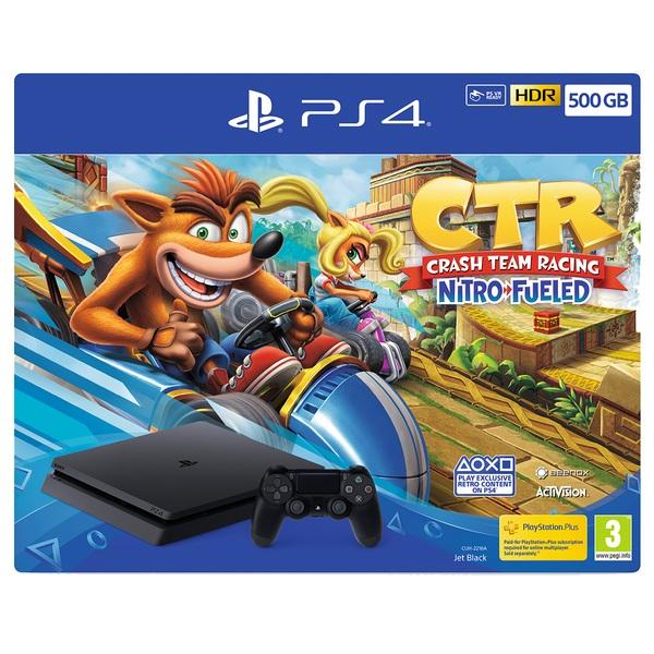 PS4 500GB Crash Team Racing Nitro-Fueled Bundle - PlayStation 4 Consoles  Ireland