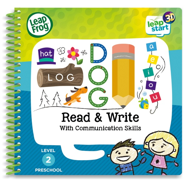 LeapFrog LeapStart Read and Write Activity Book
