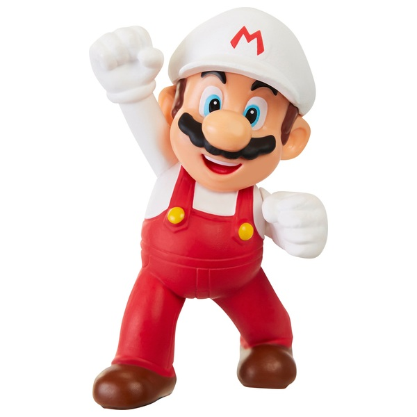 Nintendo Super Mario Articulation Figures 6cm Assortment