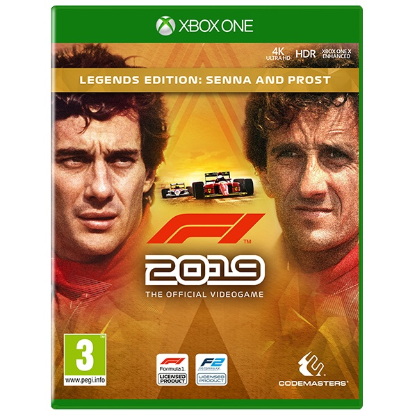 F1 2019 - Legends Edition Xbox One