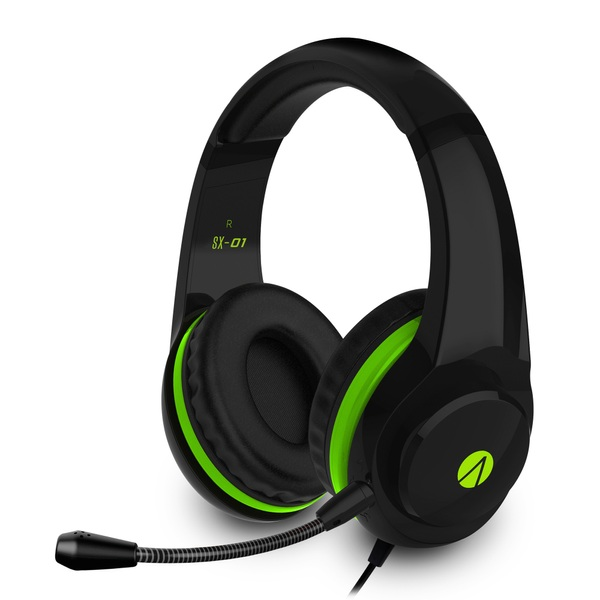 Xbox One Wired Stereo Gaming Headset - Stealth SX01