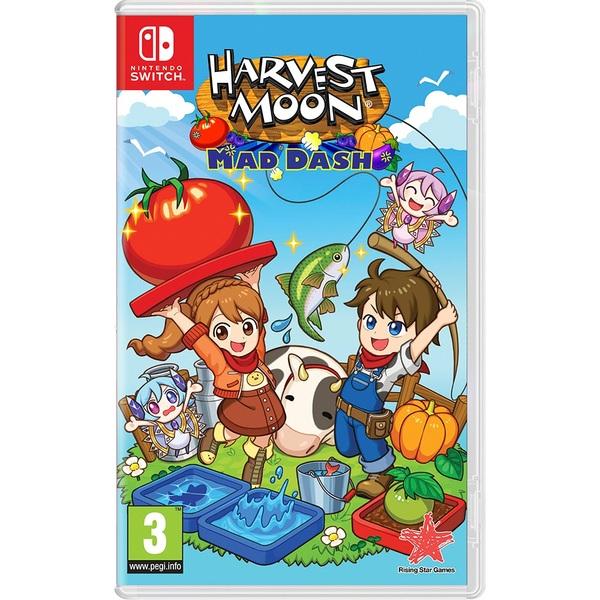 Harvest Moon Mad Dash Nintendo Switch