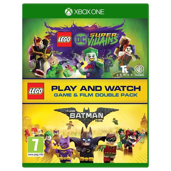 LEGO DC Super Villains & The LEGO Batman Movie Double Pack Xbox One