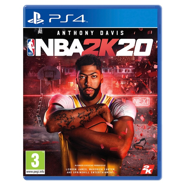 NBA 2K20 PS4 - NBA 2K20 Video Game UK