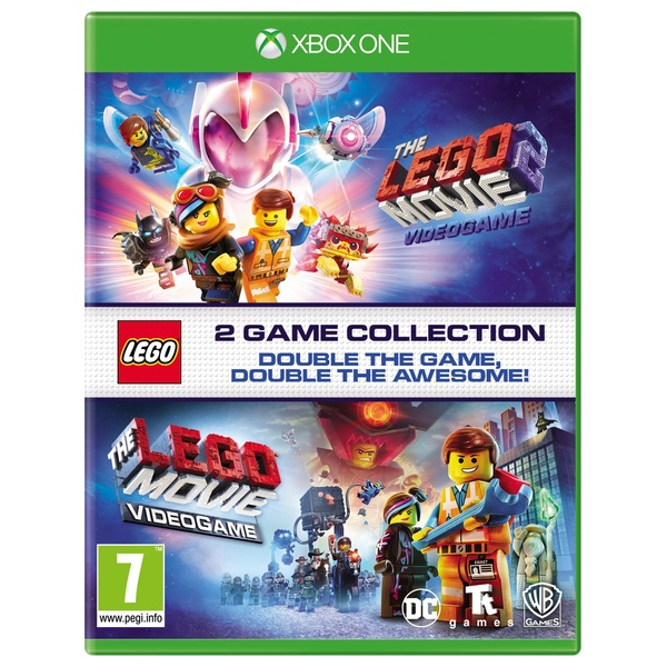 The LEGO Movie 1 & 2 Double Pack Xbox One