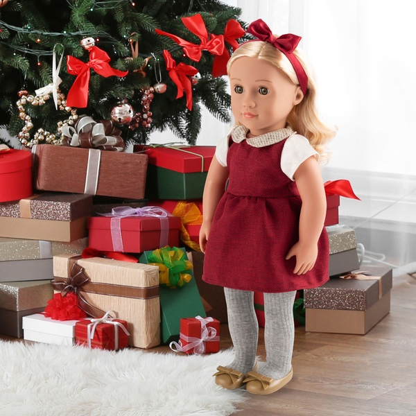 Our Generation Ivory Holiday Doll 46cm