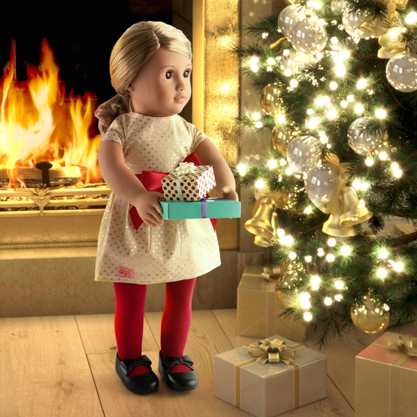 Our Generation Holiday Noelle Deluxe Doll