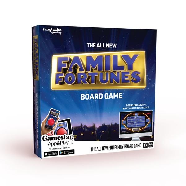 Family Fortunes Platinum Edition