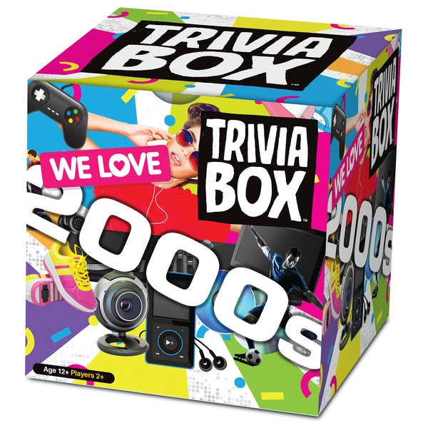 Trivia Box - We Love the 2000s