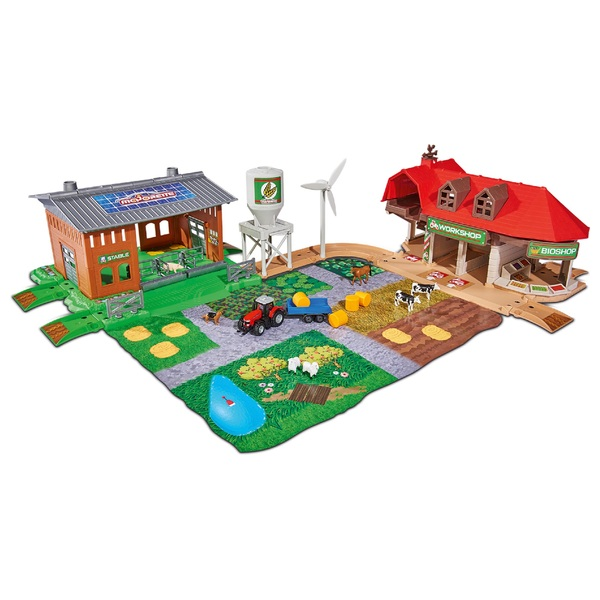 Majorette Big Farm Creatix Playset