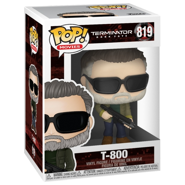 POP! Vinyl: Terminator Dark Fate - T-800