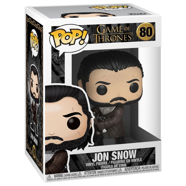 POP! Vinyl: Game of Thrones Jon Snow