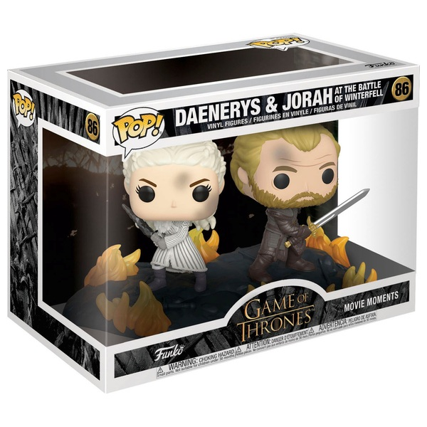 POP! Vinyl: Game of Thrones Daenerys and Jorah