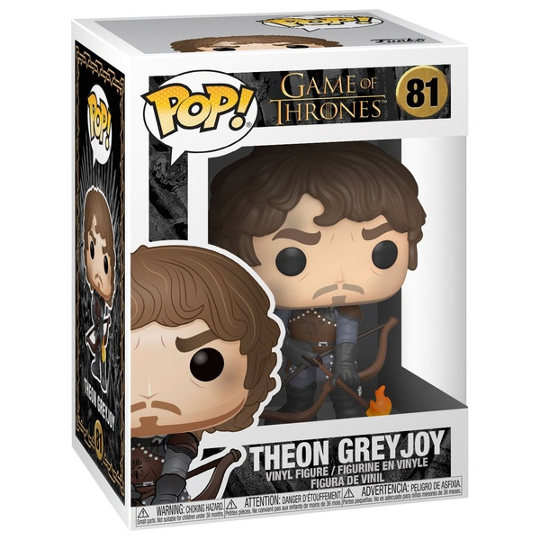 POP! Vinyl: Game of Thrones Theon with Flaming Arrows