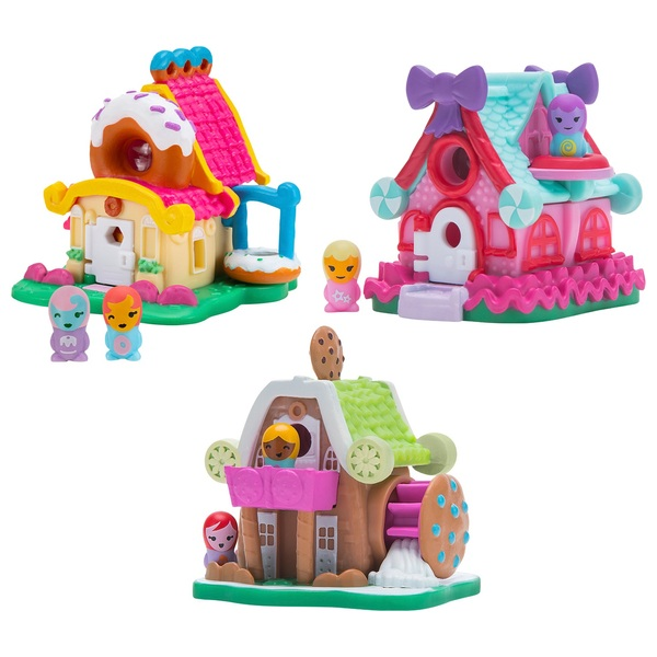 Nanables Small House Sweetness Town Assortment
