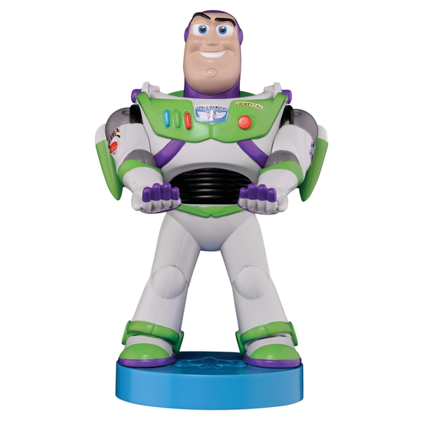 Buzz Lightyear Cable Guy - Phone and Controller Holder