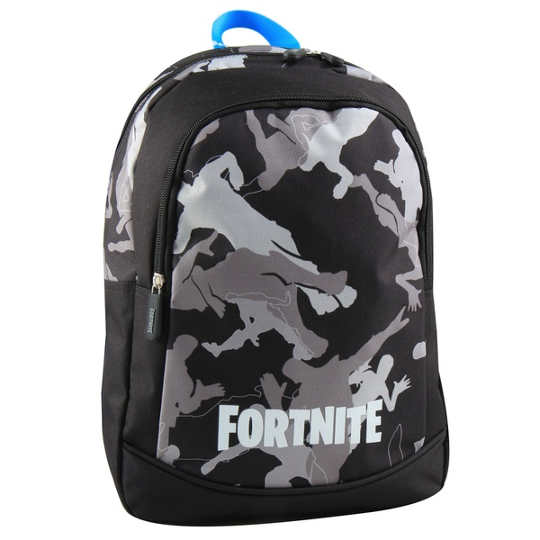 Fortnite Rucksack mit Vortasche, Camouflage