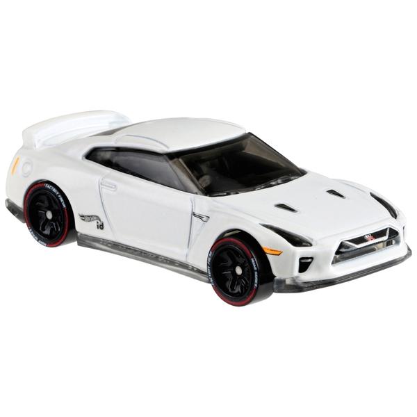 Hot Wheels iD Vehicle '17 Nissan GT-R (R35) Toy Car