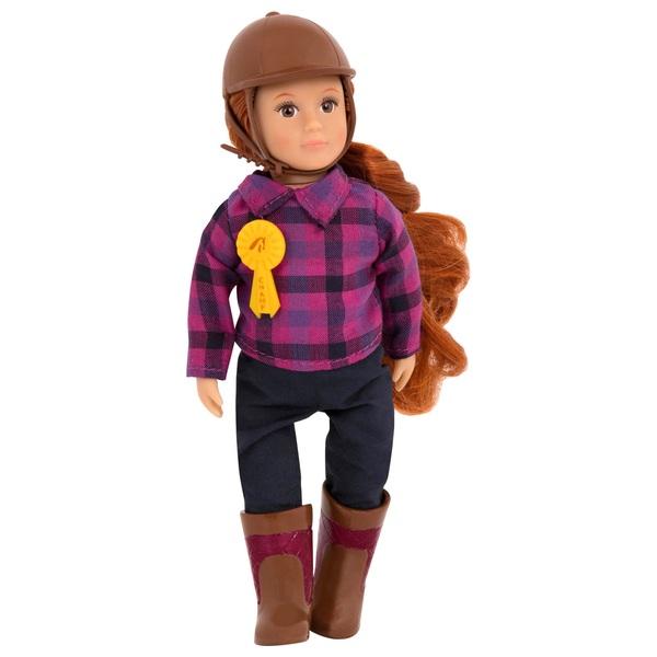 Lori 15cm Riding Doll - Samanda