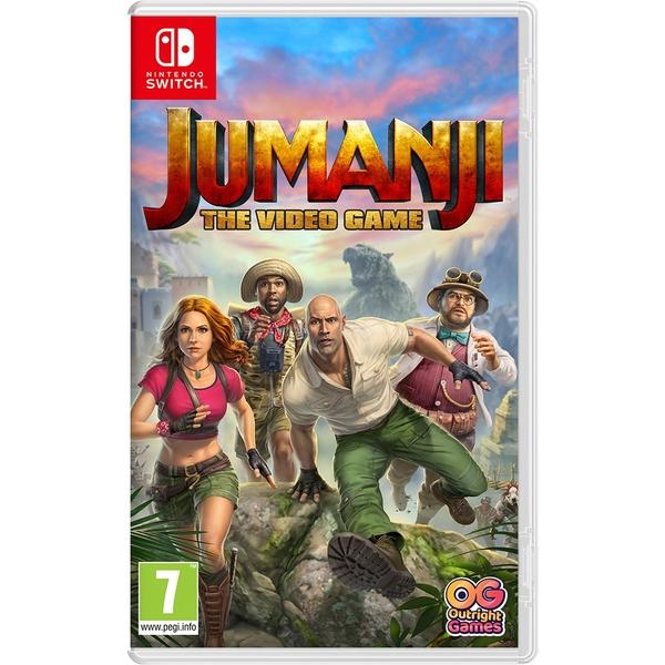 JUMANJI: The Video Game Nintendo Switch