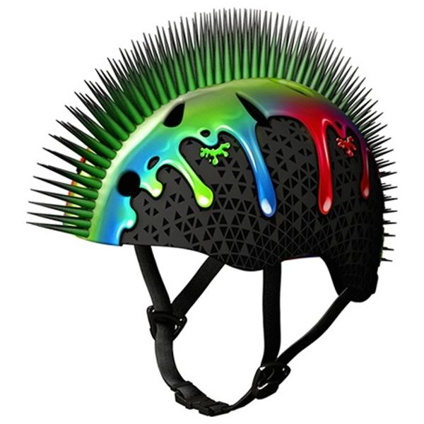 TuffNutz Mohawk Slime Helmet