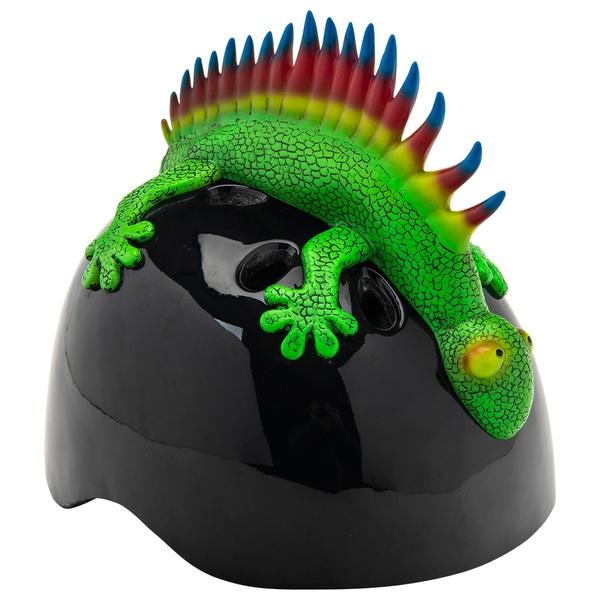 TuffNutz Mohawk Lizard Punk Helmet