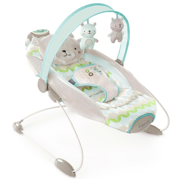 Ingenuity Hamilton SmartBounce Baby Bouncer