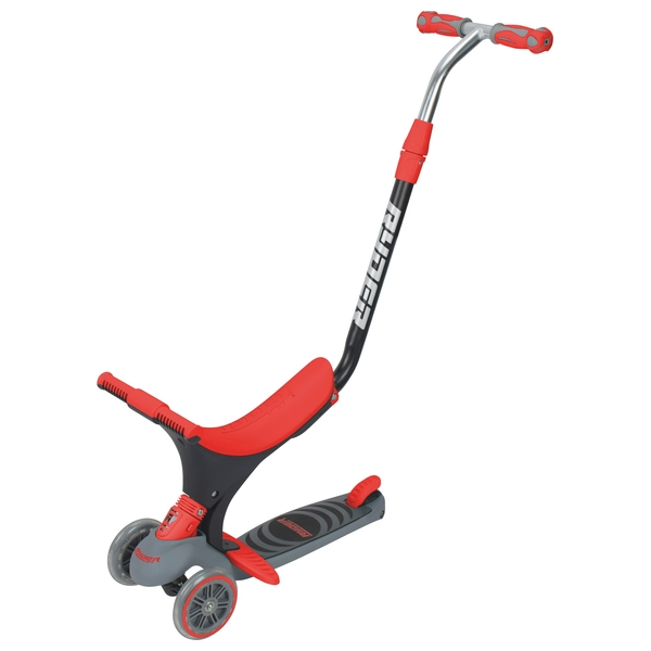 Ryder Avant 5-in-1 Red Scooter