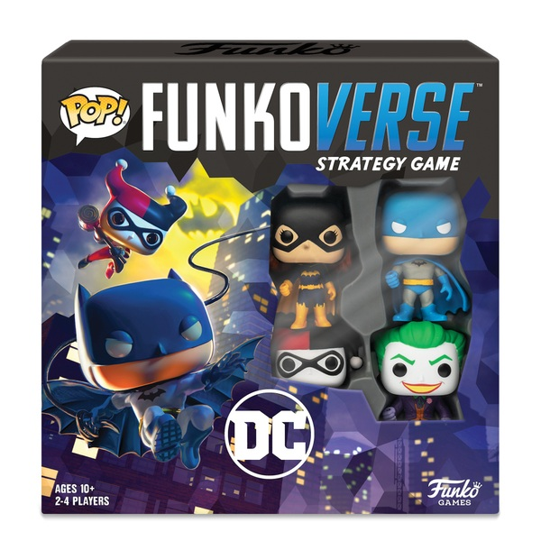 POP! Funkoverse Strategy Game DC Comic