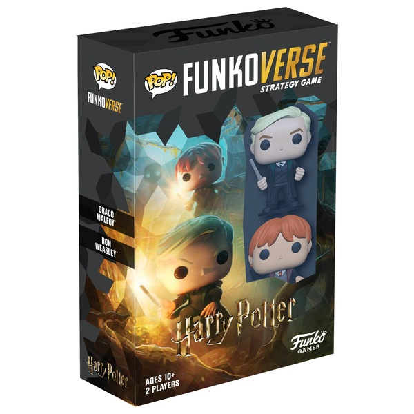 POP! Funkoverse Strategy Game Harry Potter Extension Pack