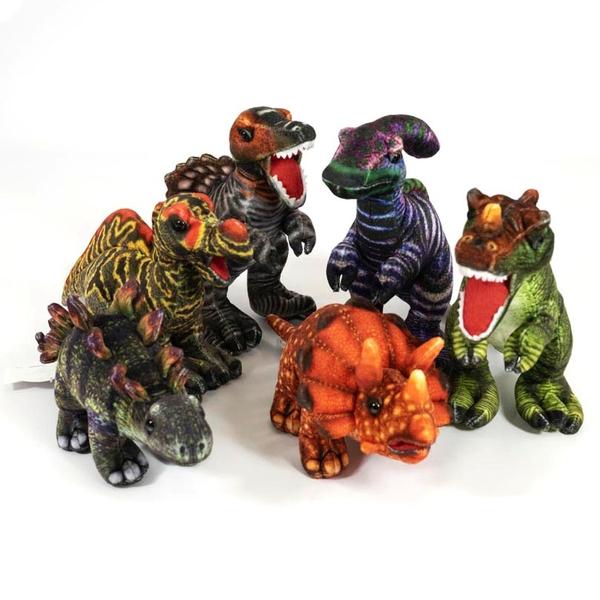 Dinosaur Plush 20cm Assortment