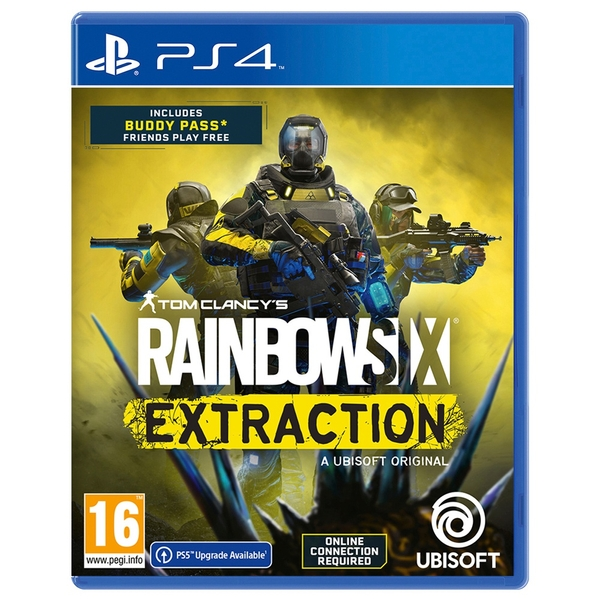 Rainbow Six Quarantine PS4