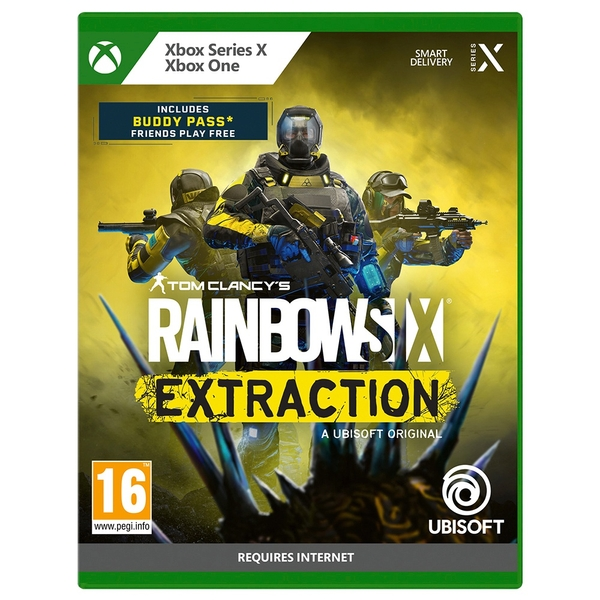 Rainbow Six Quarantine Xbox One