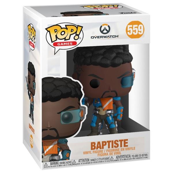 POP! Vinyl Overwatch Baptiste